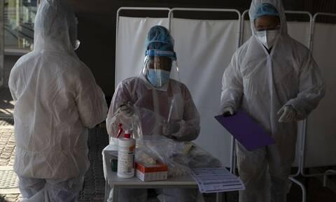 Κορονοϊός: «Συναγερμός» στον ΠΟΥ - «Σαρώνει» την Αφρική το τρίτο κύμα του ιού