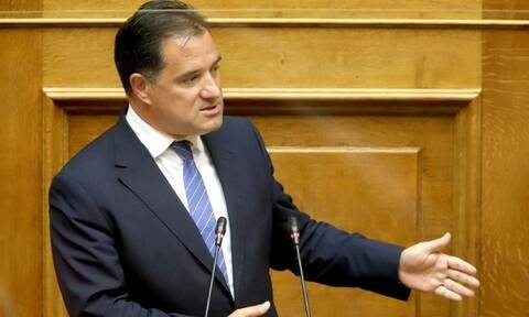 Γεωργιάδης: Επιταχύνουμε τους ρυθμούς ανάπτυξης και μεγέθυνσης της οικονομίας