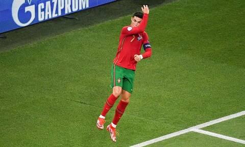 Κριστιάνο Ρονάλντο Euro 2020