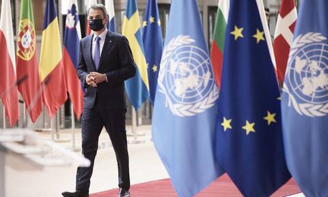 Κυριάκος Μητσοτάκης: Η πάγια θέση για το Κυπριακό στο γεύμα των ηγετών του Ευρωπαϊκού Συμβουλίου