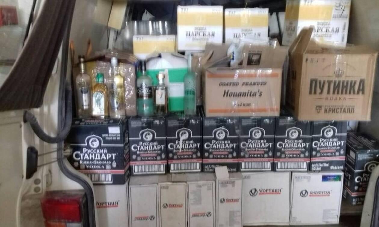 Απώλειες εσόδων 6 δισ. ετησίως από το λαθρεμπόριο αλκολούχων ποτών