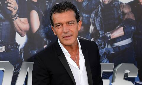 Αντόνιο Μπαντέρας: Απάτη! Στέλνουν μηνύματα για συμμετοχή στην ταινία και «κλέβουν» τα IBAN