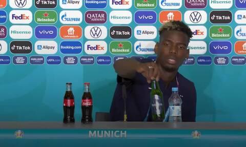 Euro 2020: «Αποσύρονται» οι μπύρες μπροστά από τους μουσουλμάνους παίκτες (video)