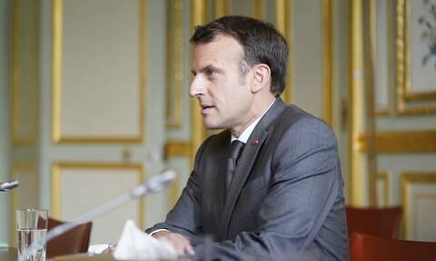 Μακρόν: Η ιδέα για διάλογο με τη Ρωσία κατέγραψε πρόοδο, παρά τις αρνήσεις μελών της ΕΕ