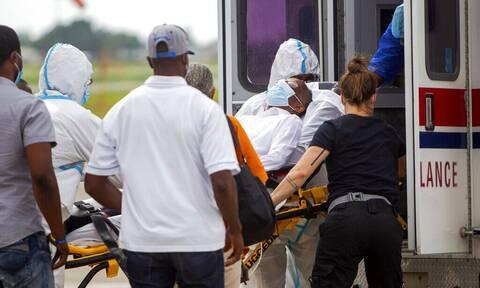 Στην Κούβα για θεραπεία έναντι της Covid-19 ο πρώην πρόεδρος της Αϊτής Ζαν-Μπερτράν Αριστίντ