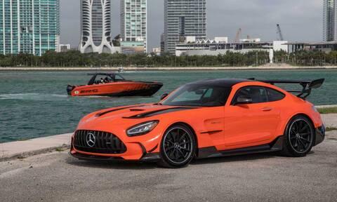 To νέο Mercedes-AMG Cigarette έχει 2.285 άλογα