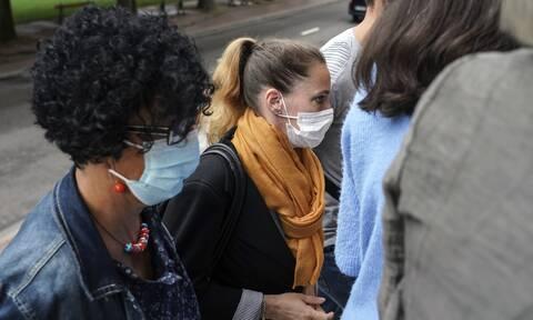 Γαλλία: Ελεύθερη η Βαλερί Μπακό μετά τη δίκη για τον φόνο του βίαιου συζύγου της