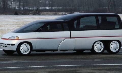 Δεν βλέπονται: Τα χειρότερα concept cars όλων των εποχών