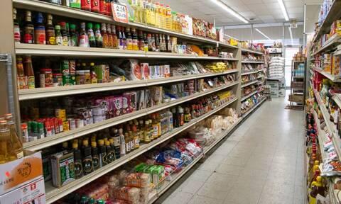 Πήγαν σούπερ μάρκετ και τα είδαν... όλα - Γλίτωσαν από θαύμα (photos)