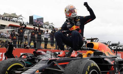 Formula 1: Ασταμάτητος ο Μαξ Φερστάπεν και στην Αυστρία (video+photo)