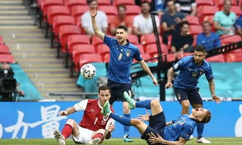 Euro 2020 - LIVE BLOG: «Έσπασαν καρδιές» και προκρίθηκε η Ιταλία - Άνετα στους «8» οι Δανοί