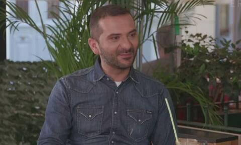 Λεωνίδας Κουτσόπουλος: Μίλησε για τη σχέση του με τη Χρύσα Μιχαλοπούλου και… τον Πανιώνιο
