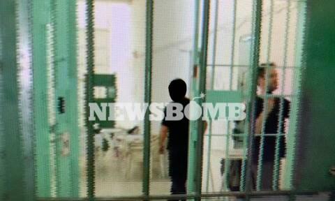 Γλυκά Νερά: Τα τηλεφωνήματα του Μπάμπη Αναγνωστόπουλου - Το βίντεο και οι φωτογραφίες από τη φυλακή