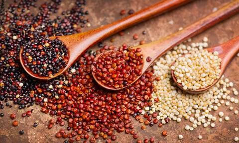Κινόα: 5 σοβαροί λόγοι για να την εντάξετε στη διατροφή σας (εικόνες)