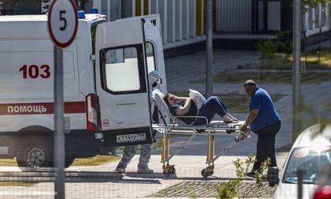Covid-19- Ρωσία: Ρεκόρ θανάτων στο 24ωρο στη Μόσχα
