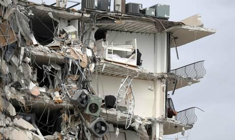Μάχη με τον χρόνο στη Φλόριντα: 156 οι αγνοούμενοι στο κτήριο που κατέρρευσε