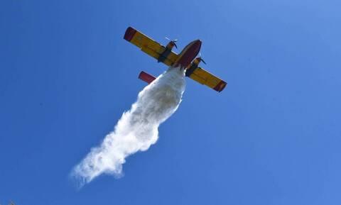 Φωτιά ΤΩΡΑ: Μεγάλη πυρκαγιά στην Πάρο - Σπεύδουν αεροπλάνα
