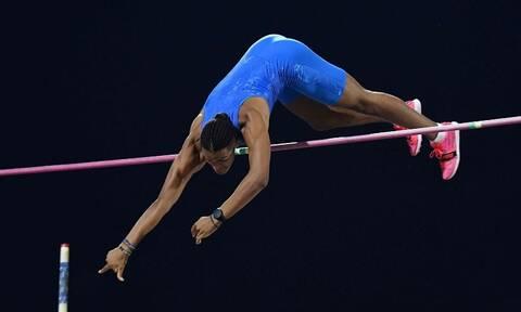 Ολυμπιακοί Αγώνες: Εξαιρετικός Καραλής! 5μ70 κι έφυγε για Τόκιο