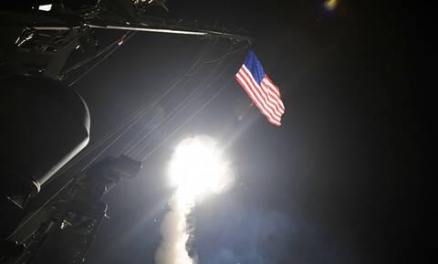 Αεροπορικές επιθέσεις των ΗΠΑ σε Ιράκ και Συρία