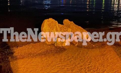 Βόλος: Περιπατητές εντόπισαν σορό γυναίκας να επιπλέει σε παραλία
