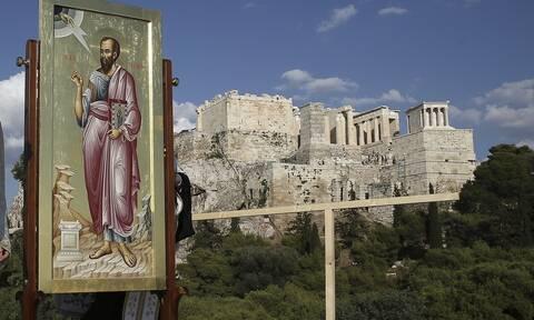 Ο εορτασμός του Αποστόλου Παύλου στις 28 και 29 Ιουνίου