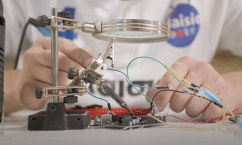 «Plaisiobots: The Race»: Ο διαγωνισμός ρομποτικής που οδηγεί μαθητές και φοιτητές στο MIT
