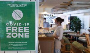 Рестораны в Москве начинают работу по правилам COVID-free