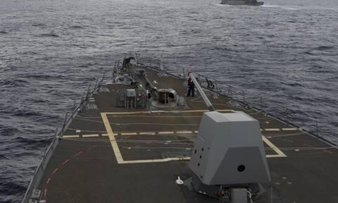 Μαύρη Θάλασσα: Ουκρανία και ΗΠΑ αρχίζουν ασκήσεις, παρά τις αντιδράσεις της Ρωσίας