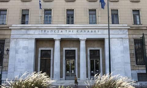 Ανάπτυξη 4,2% προβλέπει για το 2021 η Τράπεζα της Ελλάδος