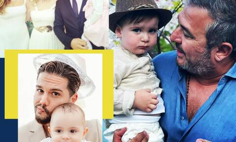 Οι διάσημοι νονοί της showbiz: Οι κουμπαριές ανάμεσα στους celebs (photos)