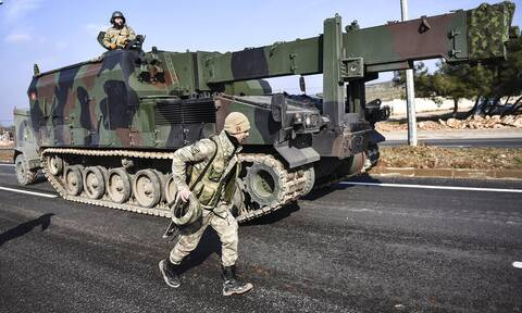 Κοινές στρατιωτικές ασκήσεις Τουρκίας - Αζερμπαϊτζάν