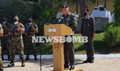 ΓΕΕΘΑ: Το όραμα του Στρατηγού Φλώρου έγινε πραγματικότητα - Αυτή είναι η Διοίκηση Ειδικού Πολέμου