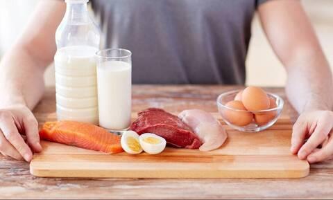 Επιστήμη: Αυτά τα φαγητά πρέπει να τρώει ένας άντρας