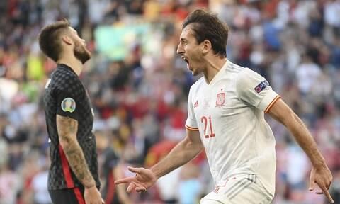 Euro 2020: Ισπανία από «ατσάλι»! 5-3 την Κροατία σε ποδοσφαιρική ραψωδία (videos)