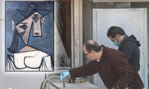 Εθνική Πινακοθήκη: Αυτός έκλεψε τους πίνακες του Πικάσο και του Μοντριάν – Ομολόγησε στην Αστυνομία