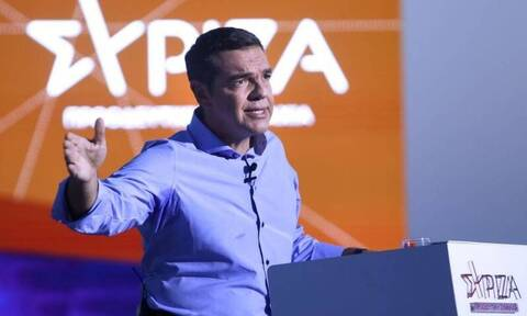 Tsipras at party labor policy presentation: Will we ever acquire a truly European labor policy?