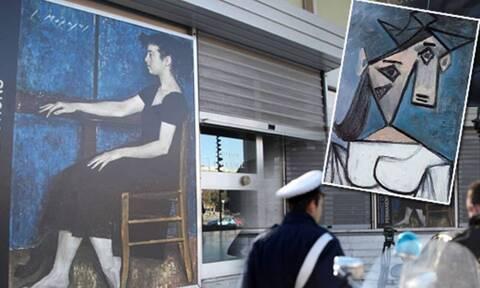 Εξιχνιάστηκε η «κλοπή του αιώνα» - Σήμερα οι ανακοινώσεις για τον πίνακα του Πικάσο και την υπόθεση