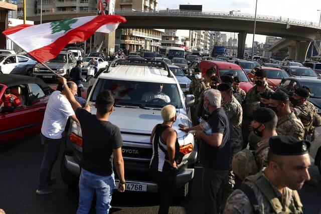 Κρίση στο Λίβανο