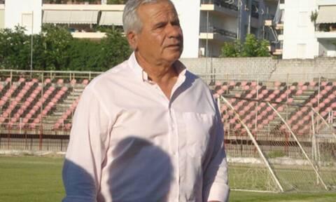 Πέθανε ο παλαίμαχος ποδοσφαιριστής Πέτρος Λεβεντάκος