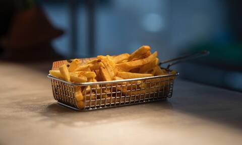 Πέντε μυστικά για τέλειες τηγανητές πατάτες