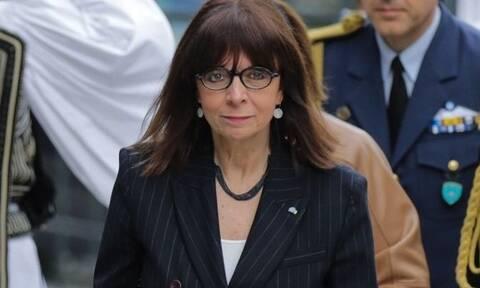 Κατερίνα Σακελλαροπούλου: Η απελευθέρωση των Σερρών μας εμπνέει και μας εμψυχώνει