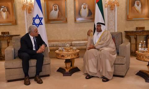 Πρώτη επίσκεψη Ισραηλινού υπουργού στα Ηνωμένα Αραβικά Εμιράτα
