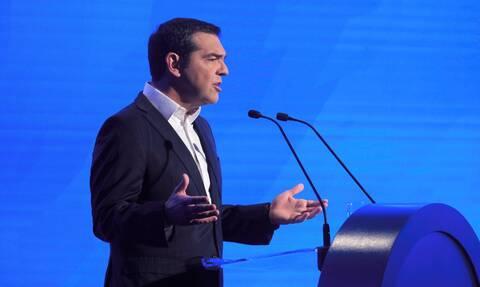 LIVE: Ομιλία Τσίπρα στην ετήσια Γενική Συνέλευση των μελών του ΣΕΒ