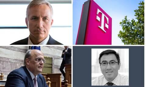 Οι όροι της Deutsche Telekom για τα bonus, τα ασφαλιστήρια του ΟΤΕ και μια παραίτηση express