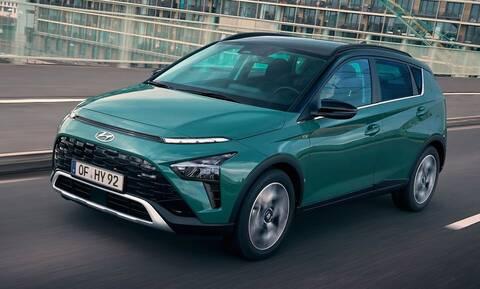 Hyundai Bayon: Από 15.790 ευρώ στην Ελλάδα - Αναλυτικός τιμοκατάλογος