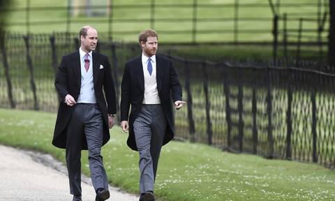 Χάρι-Ουίλιαμ: Η ώρα της κρίσης ; Το ραντεβού που θα έχουν οι δύο πρίγκιπες στο Λονδίνο