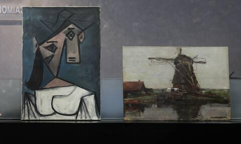 Εθνική Πινακοθήκη: «Έκλεψε τους πίνακες για να τους θαυμάζει ο ίδιος» (vid)