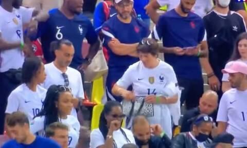 Euro 2020: Έτσι άρχισε ο καυγάς - Επίθεση μάνας του Ραμπιό στους γονείς Εμπαπέ και Πογκμπά (vid)