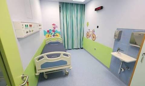 Πώς ο ΟΠΑΠ άλλαξε τα παιδιατρικά νοσοκομεία - «Η Αγία Σοφία» και «Παναγιώτης και Αγλαΐα Κυριακού»