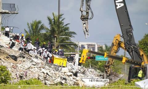 Τραγωδία στη Φλόριντα: Στους 12 οι νεκροί - Λιγοστεύουν οι ελπίδες για επιζώντες